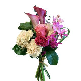 Pink/Beige Bouquet