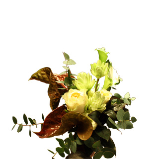 Yellow/Brown Bouquet
